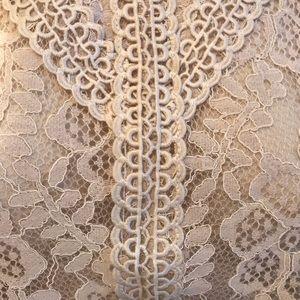 Glamorous Cream Lace Blouse
